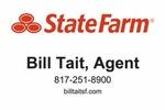 State Farm Insurance, Bill Tait