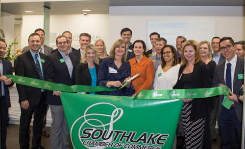 Southlake Dermatology Ribbon Cutting Ceremony