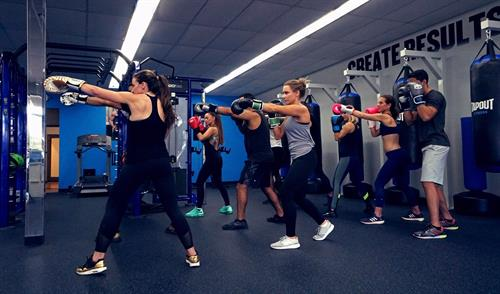 Fitness Classes for All Ages & Fitness Levels