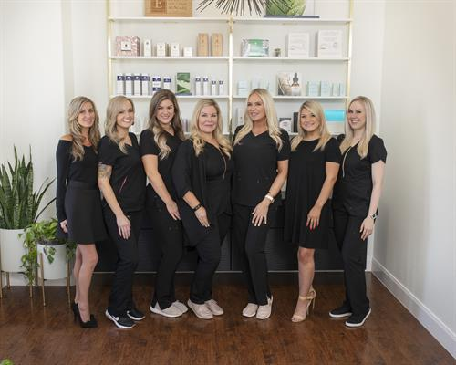 SkinRX Clinical Spa Team