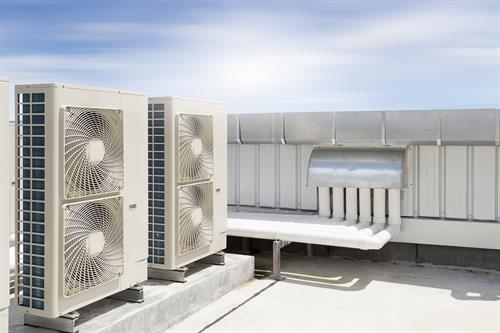 mCloud Connected Solutions Rooftop HVAC Units
