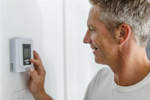 mCloud Connected Solutions Thermostat Adjustments