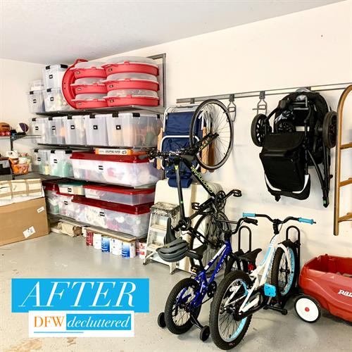 Garage: After