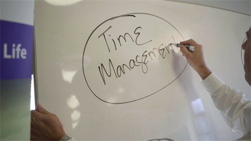 We also offer a virtual time management module combined with in-person coaching to get the most out of your time!