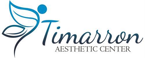 Timarron Aesthetic Center Logo