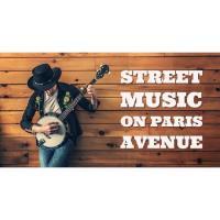 Street Music on Paris