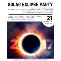 Solar Eclipse Celebration with Beaufort Inn