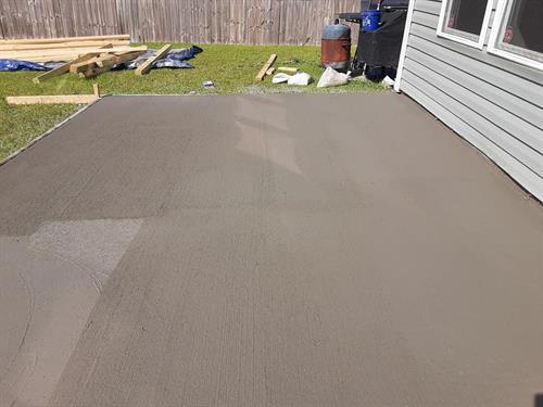 Concrete complete