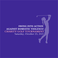 Swing Into Action Against Domestic Violence: Charity Golf Tournament