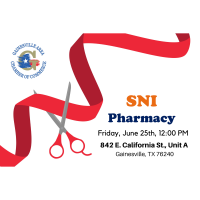 Ribbon Cutting/SNI Pharmacy