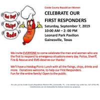 Celebrate Our First Responders