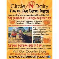 Fun on the Farm Days