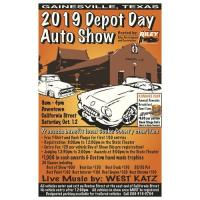 2019 Depot Day Auto Show