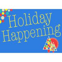 Holiday Happening Retail Event