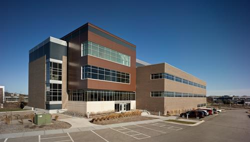 Illumina Accelerator Building