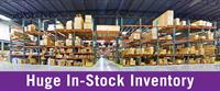 Huge In-Stock Inventory