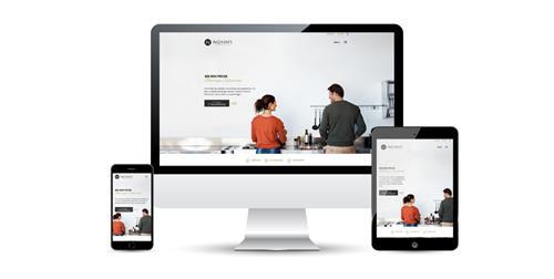 Website Design & Development for Nonn's