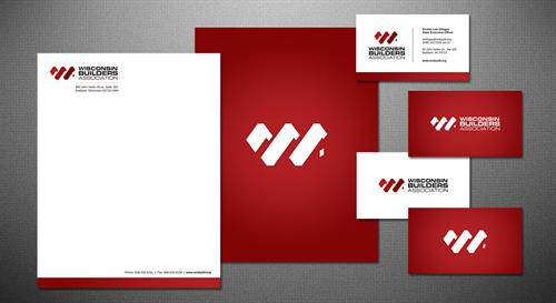 Collateral Design for the Wisconsin Builders Association