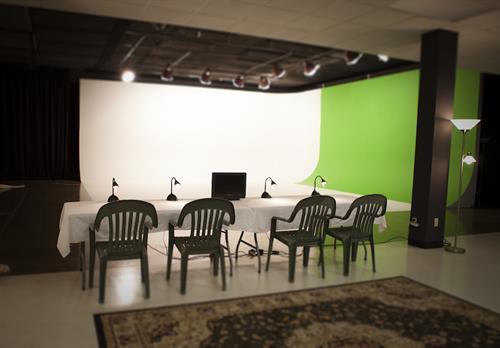 Studio client area