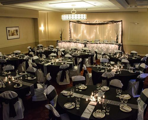Wedding Ballroom for 180 people