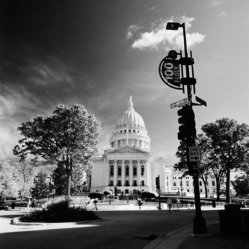 Wisconsin State Capitol, 2008