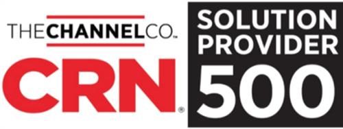 Solution Provider 500 Winner
