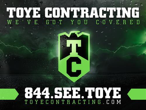 Toye Contracting Logo