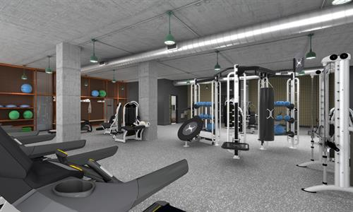 The James Fitness Facility