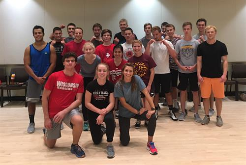 Krav on Campus - UW-Madison