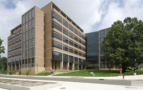 Microbial Sciences Building, UW-Madison