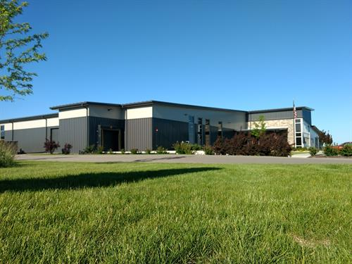 Exterior of our Sun Prairie office headquarters
