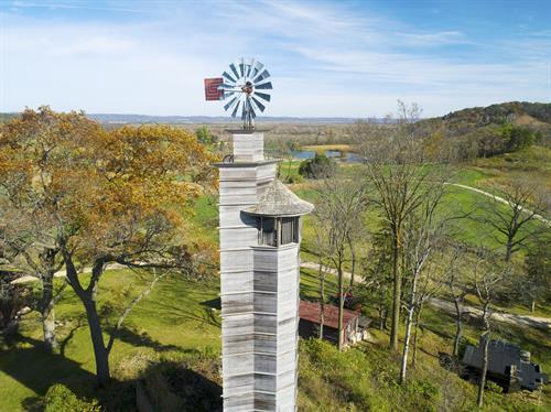 Romeo & Juliet Windmill