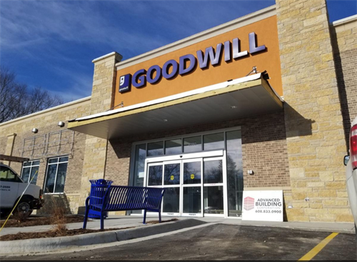 Middleton Goodwill Opening Feb 2019