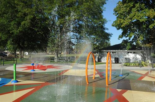 Municipal Splash Pad