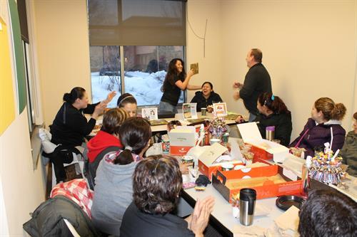 Annual Staff Meeting