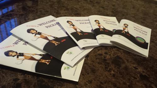 Grakei Maids Brochures