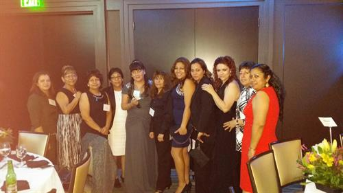 Latina Owned Business of The Year Award Reception