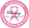 Proud Partner of Cleaning For A Reason (Free Cleanings for Women Undergoing Cancer Treatment)