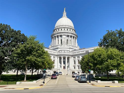 Capitol, Madison, WI