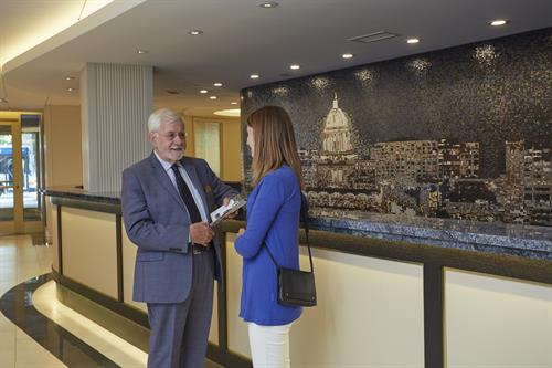 General Manager George Wiesner Sets Our High Standard For Hospitality