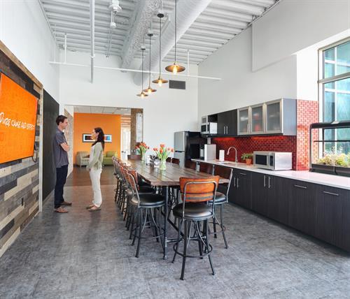 Rippe Keane Staff Cafe