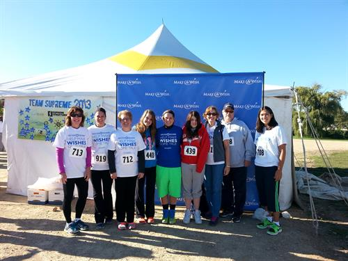 Make-A-Wish Walkers