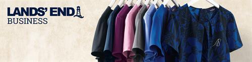 Lands' End Business - women branded apparel