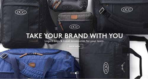 Lands' End Business - Take your brand with you!