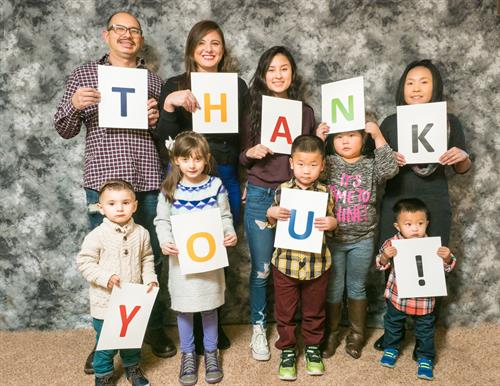 More than 275 families have strengh and stability thanks to Habitat donors and volunteers.
