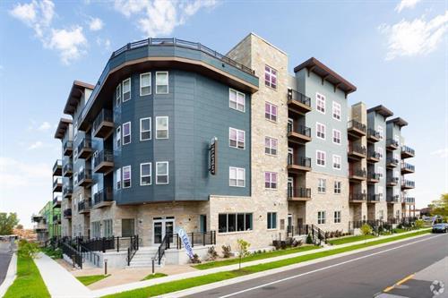Multi-Family Housing near Lambeau Field.