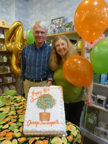 Celebrating Orange Tree Imports 40th Anniversary