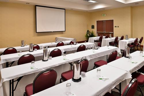 Full-service Meeting Space for up to 180