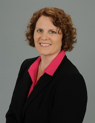 Mary Busher, Branch Manager, VP of Human Resources