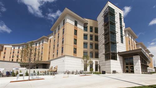 UW-Madison Lakeshore Residence Hall & Food Service